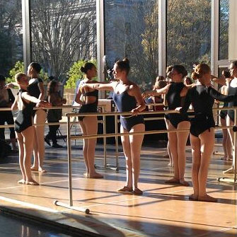 Boys and Girls Ballet dance classes